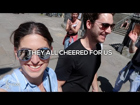 THEY ALL CHEERED FOR US! | Lily Pebbles Vlog