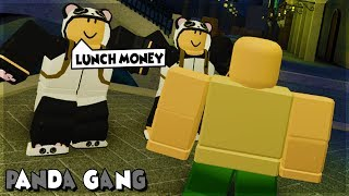 PANDA GANG CARRYING PART 2 *FUNNY MOMENTS* IN DUNGEON QUEST ROBLOX