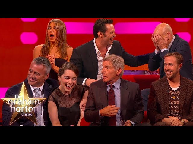 The Best Feel Good Moments On The Graham Norton Show | Part One