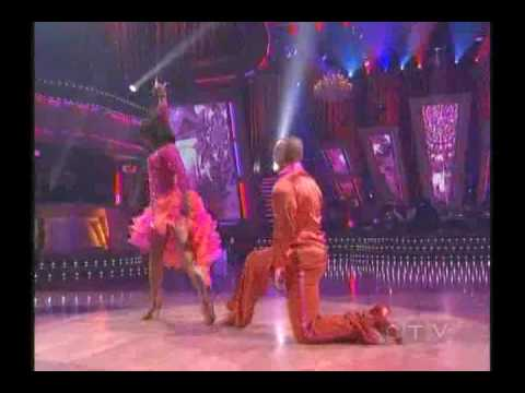 Maurice and Cheryl - Salsa