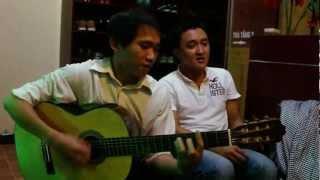 Vì Yêu ( guitar cover) tại Hương Việt Trà Quán, 293 Tô Hiệu, Hà Nội