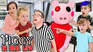 Roblox PIGGY Multiplayer In Real Life