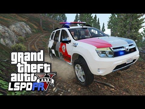 GTA V Rotina Policial - Perseguição em sandy shores PMESP Ep:226 MOD POLICIA
