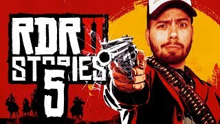 RDR2 STORIES EP.5- MOMENTI INCREDIBILI SU Red Dead Redemption 2