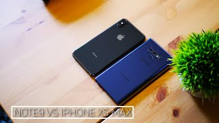 Galaxy Note 9 vs iPhone XS Max: Which is Worth Your $1,000?