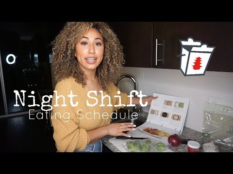 How I Maintain A NORMAL Eating Schedule As a NIGHT SHIFT NURSE | Cook With Me