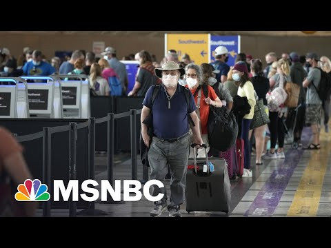 U.S. To Maintain Travel Restrictions For Non-Citizens   MSNBC