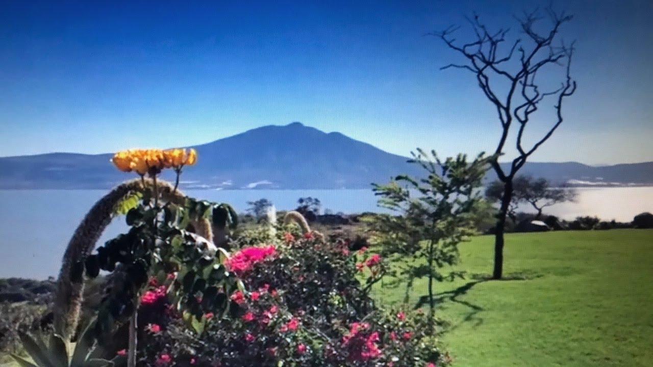 Chapinaya Jardin De Eventos West Of Ajijic Mexico