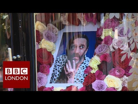 Goodbye to the 'Prince of Soho' – BBC London News