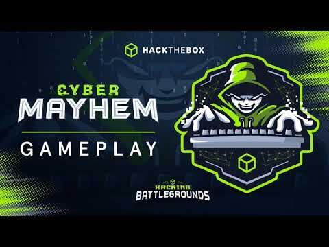 Hack The Box Hacking Battlegrounds  - Cyber Mayhem Gameplay With Ippsec
