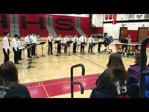 Northwood Elementary Percussion Ensemble