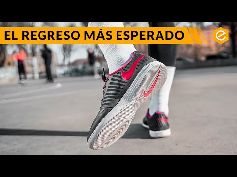 Review Fútbol Sala New Balance Audazo YouTube