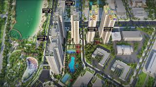 Imperia Smart City - Tiến độ tháng 8/2020