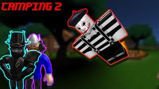 CAMPING 2 WITH TED!!! (Roblox Camping 2)
