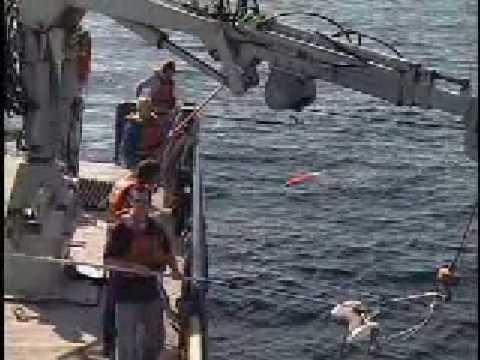 Monitoring Ocean Depths