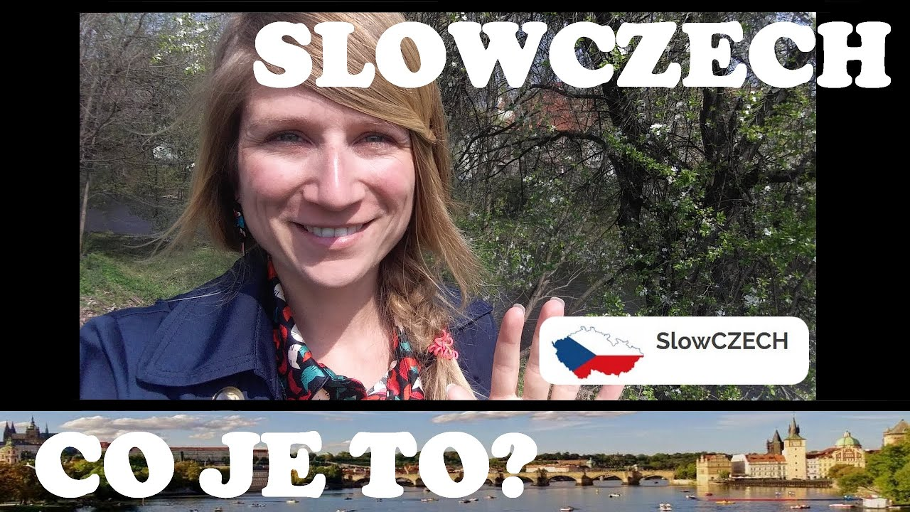 SlowCZECH - learn Czech with slowly spoken audio (3 levels)