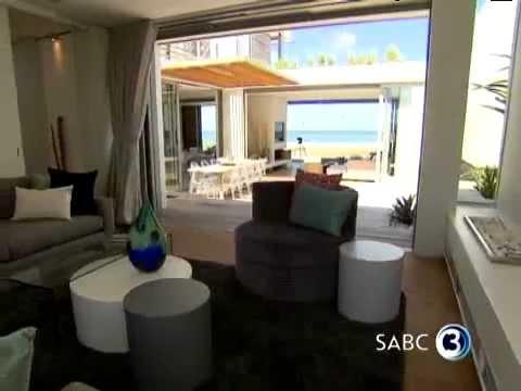 Bonang Matheba visits our Big Bay feature home - YouTube