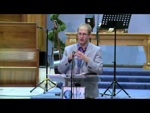 Mystery of Marriage   Stephen Briggs   Discuss Jesus   The Good Steward event