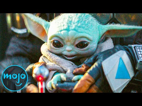 Otis - Baby Yoda Is In Atlanta And It's Amazing