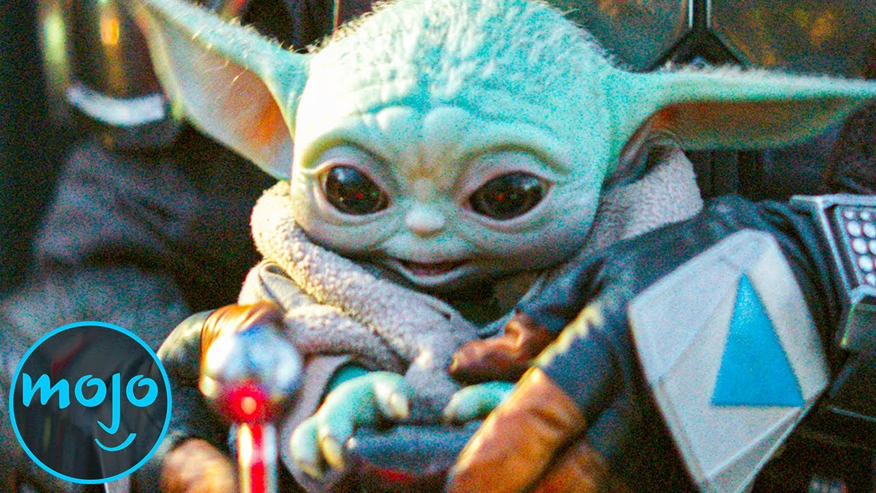 Top 10 Baby Yoda Moments Youtube