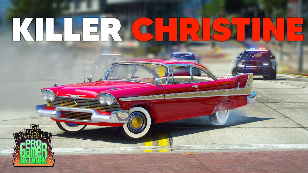 Download CHRISTINE KILLS PLAYERS!   PGN # 238   GTA 5 Roleplay