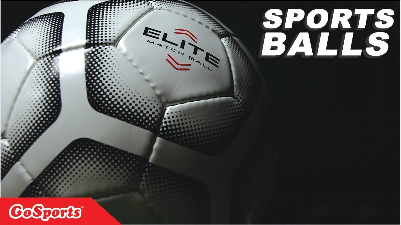 b13781918 GoSports Elite Soccer balls 2017 - YouTube