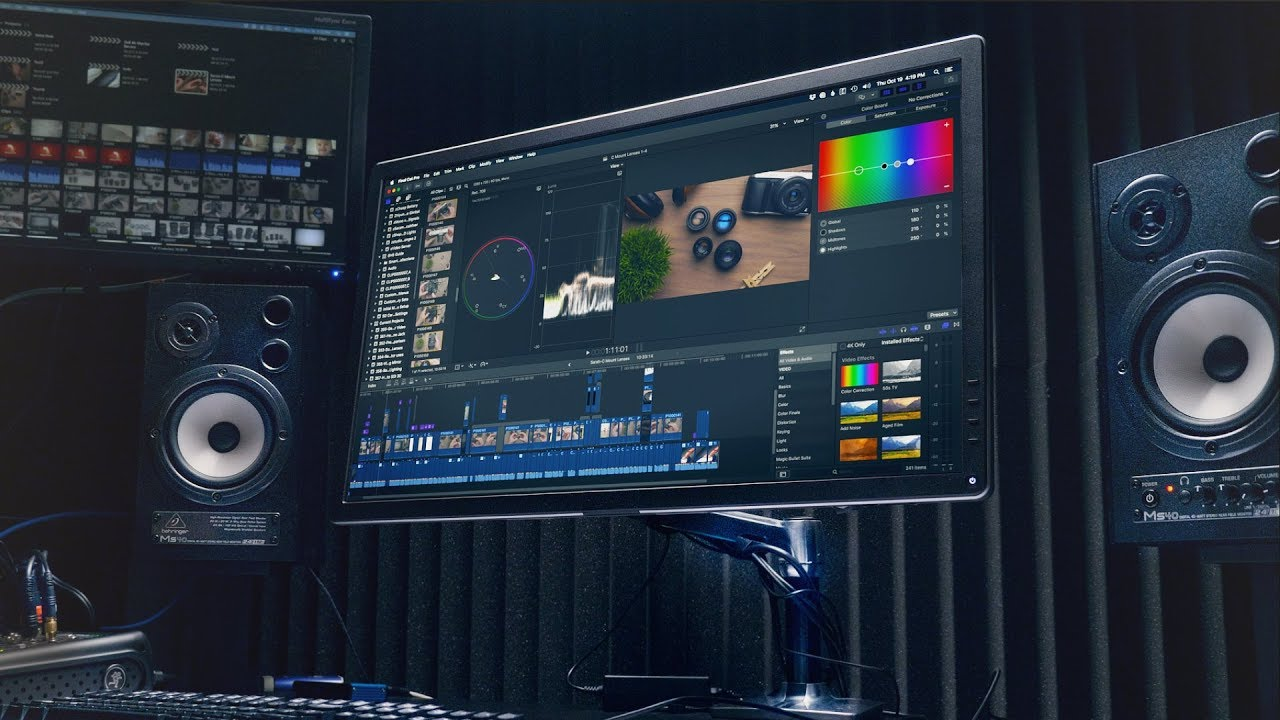 best 4k monitor for photo and video editing