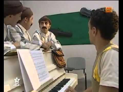 Hassan El Fad   Chanily TV   Episode 09 حسن الفد الحلقة