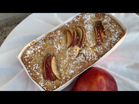 cake-fondant-aux-pommes-|-recette-facile
