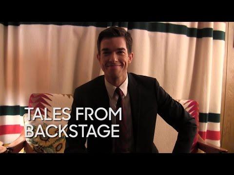 "Tales from Backstage: John Mulaney at ""Saturday Night Live"""