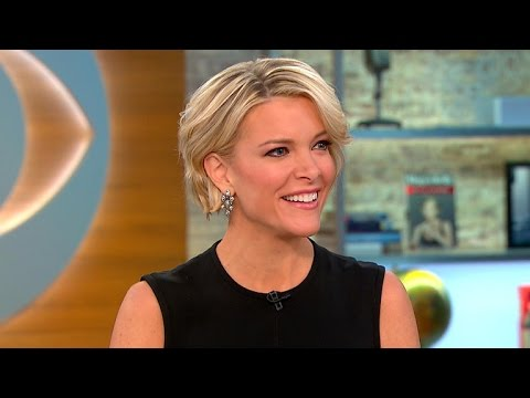 "Megyn Kelly on her ""Year of Trump,"" dealing with sexual harassment"