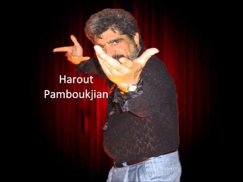 Armenchik-Harout Pamboukjian Ancir Ay Getak [Բառեր] (Lyrics Video)