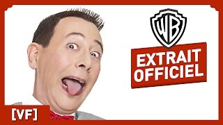 Pee Wee Big Adventure - Extrait Officiel (VF) - Tim Burton / Paul Reubens