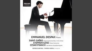 Piano Concerto: II. Moto Perpetuo