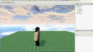 ROBLOX - Script lernen Teil 1