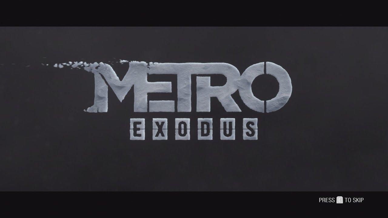 Steam Community :: Video :: Metro Exodus | i7-8700K + RTX