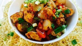 Shanghai Chicken in English!