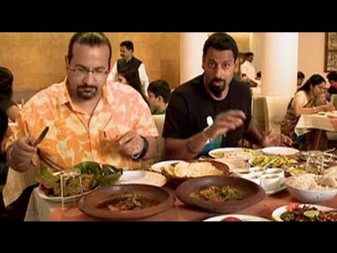 Rocky, Mayur's food quest continues in Kochi