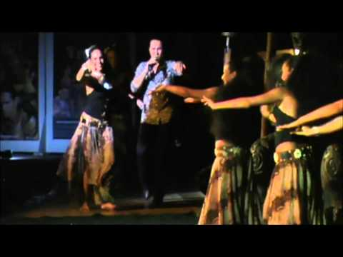 French Polynesian Dancing - Part 1