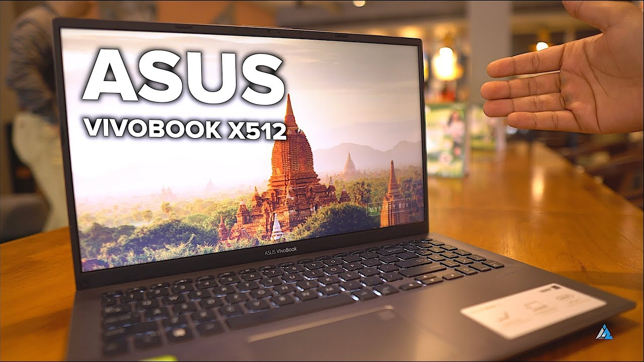 ASUS Vivobook 15 X512FL REVIEW and UNBOXING [GAMING, HEATING ETC ...