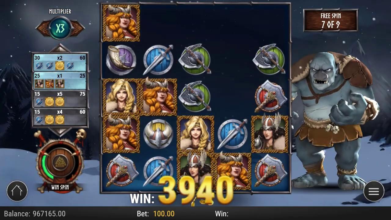 Troll Hunters Slot Machine