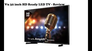 Vu 32 inch HD Ready LED TV (32K160M)