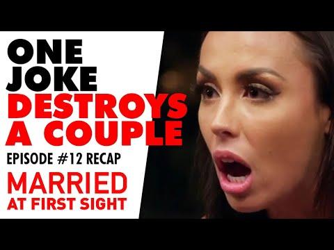 Episode 12 Recap: One 'joke' Destroys A Couple | MAFS 2020
