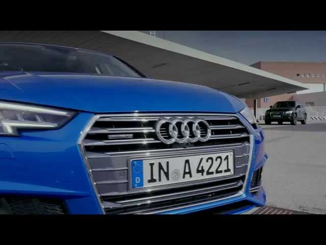 Обзор Audi A4 // АвтоВести Online