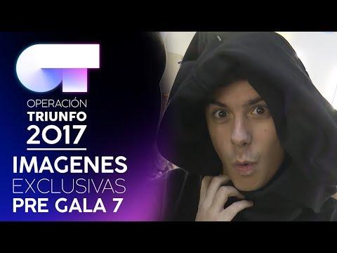 Imagenes Exclusivas Pre Gala 7  | OT 2017