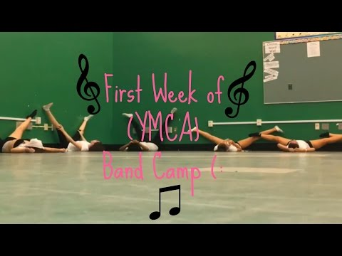 YMCA Band Camp Vlog
