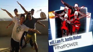 just dance 2014 that power 5 stars gameplay