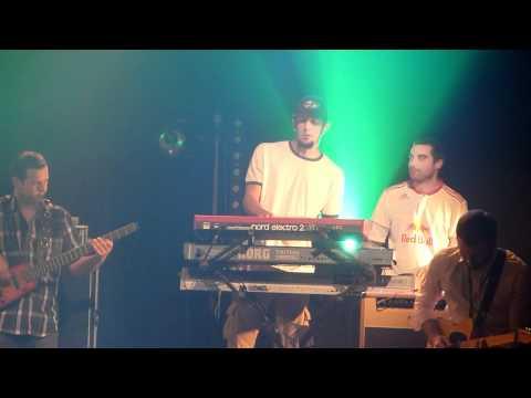 Danakil & Groundation - Welcome to Jamrock Live...