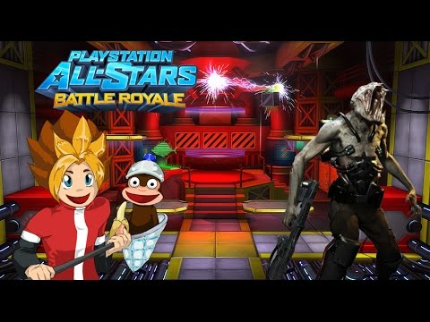 PS All-Stars Battle Royale History - Time Station (stage)