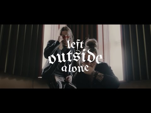 Blind Channel  - Left Outside Alone  (Official Music Video 2020)